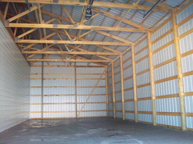 Autowerxs Pole Barn Stanway Garage Polebarn Interior
